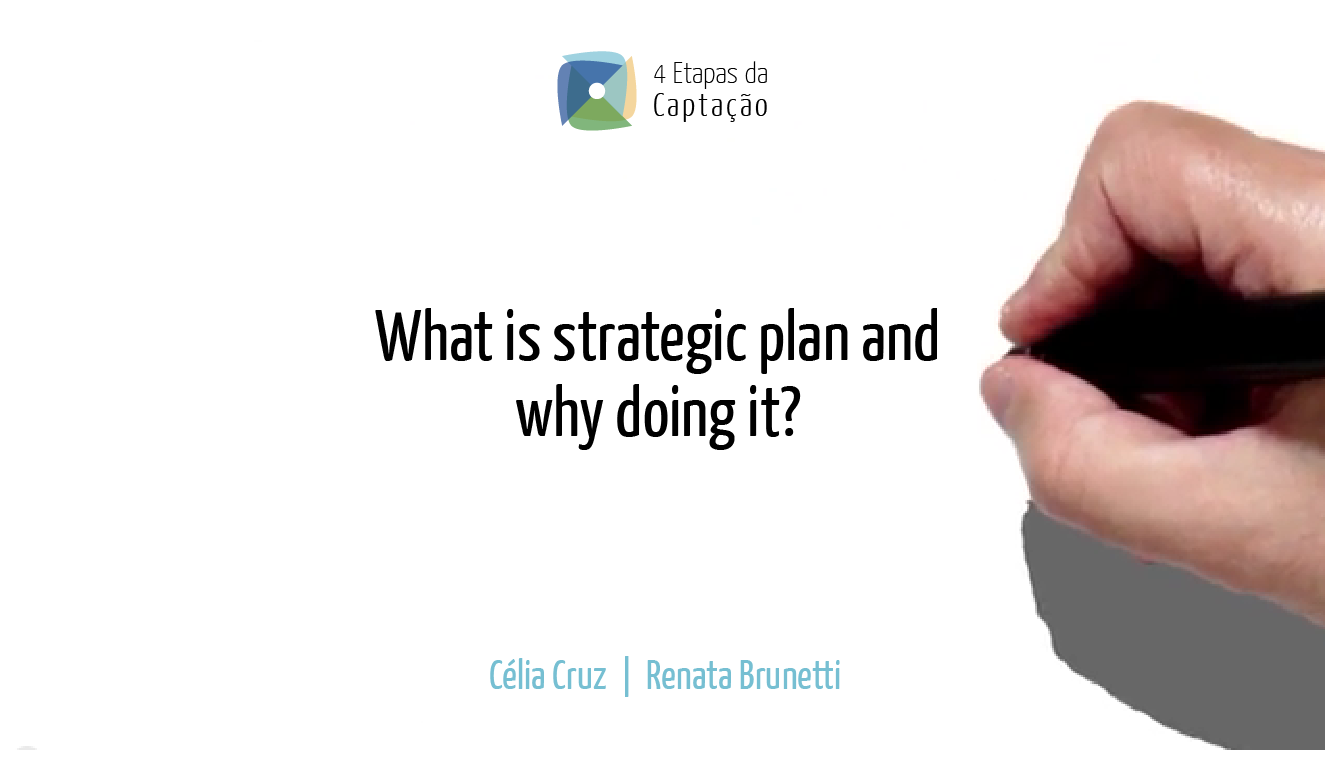 __What is strategic plan and why doing it